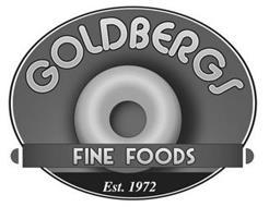 GOLDBERGS FINE FOODS EST. 1972