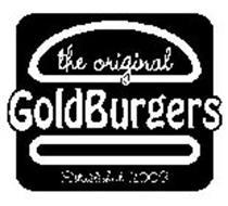 THE ORIGINAL GOLDBURGERS ESTABLISHED 2009
