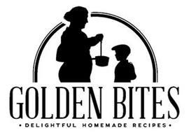 GOLDEN BITES · DELIGHTFUL HOMEMADE RECIPES ·