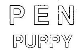 PEN PUPPY