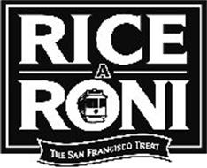 RICE A RONI THE SAN FRANCISCO TREAT