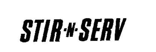 STIR-N-SERV