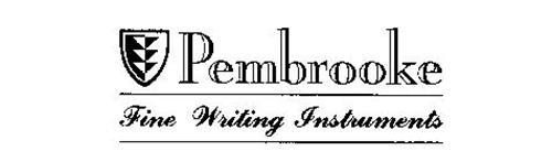 PEMBROOKE FINE WRITING INSTRUMENTS