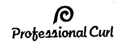 P PROFESSIONAL CURL