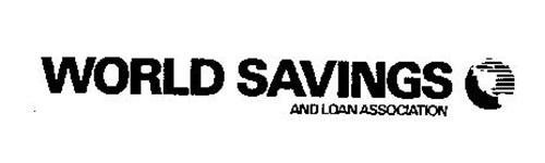 WORLD SAVINGS AND LOAN ASSOCIATION