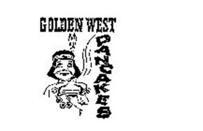GOLDEN WEST PANCAKES