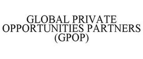 GLOBAL PRIVATE OPPORTUNITIES PARTNERS (GPOP)