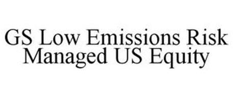 GS LOW EMISSIONS RISK MANAGED US EQUITY