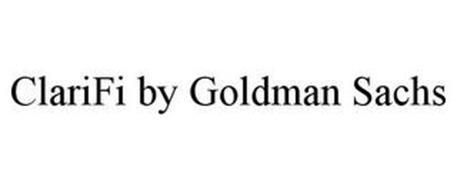 CLARIFI BY GOLDMAN SACHS