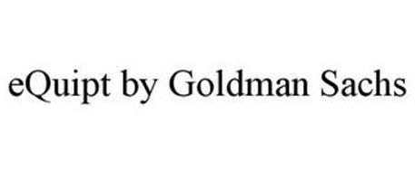 EQUIPT BY GOLDMAN SACHS