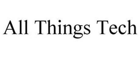 ALL THINGS TECH