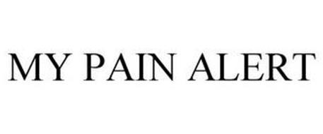 MY PAIN ALERT
