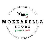 LOCAL ORGANIC MILK MOZZARELLA STORE PIZZA & CAFE INCREDIBLE ITALIAN TASTE