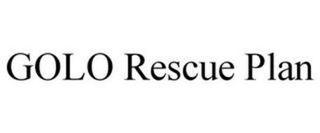 GOLO RESCUE PLAN