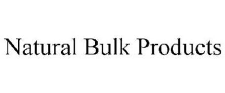 NATURAL BULK PRODUCTS