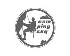 CAM PING SKY