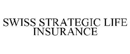 SWISS STRATEGIC LIFE INSURANCE