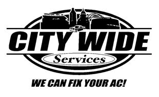 CITY WIDE SERVICES WE CAN FIX YOUR AC!