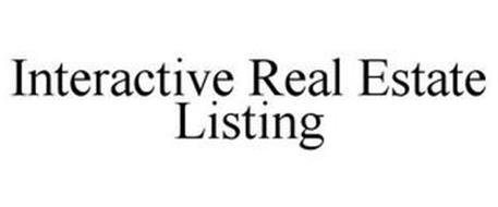INTERACTIVE REAL ESTATE LISTING