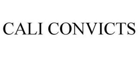 CALI CONVICTS