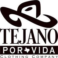 TEJANO POR VIDA CLOTHING COMPANY
