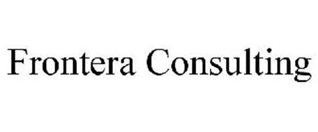 FRONTERA CONSULTING