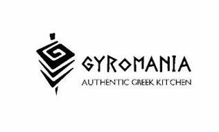 GYROMANIA AUTHENTIC GREEK KITCHEN