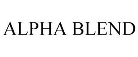 ALPHA BLEND