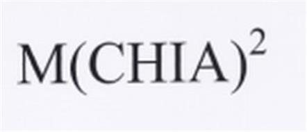 M(CHIA)2