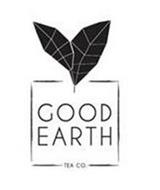 GOOD EARTH TEA CO.