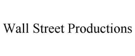 WALL STREET PRODUCTIONS
