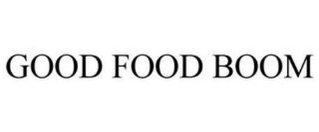 GOOD FOOD BOOM