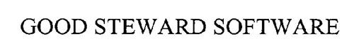 GOOD STEWARD SOFTWARE