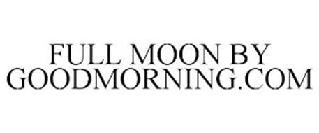 FULL MOON BY GOODMORNING.COM