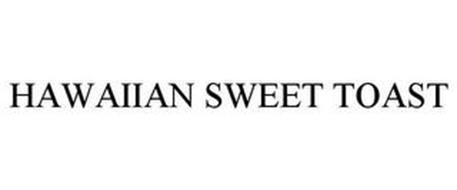 HAWAIIAN SWEET TOAST