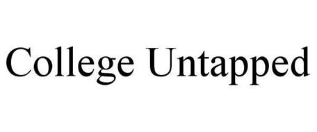 COLLEGE UNTAPPED