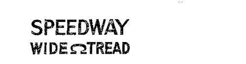 SPEEDWAY WIDE TREAD