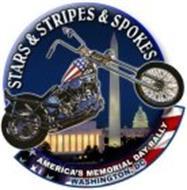 STARS & STRIPES & SPOKES AMERICA'S MEMORIAL DAY RALLY WASHINGTON, DC