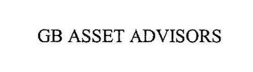 GB ASSET ADVISORS