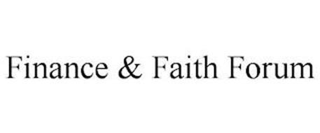 FINANCE & FAITH FORUM