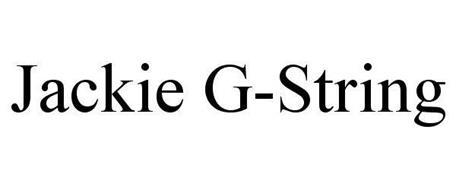 83d9642bbf21 JACKIE G-STRING Trademark of Gordon, Jacqueline Serial Number ...