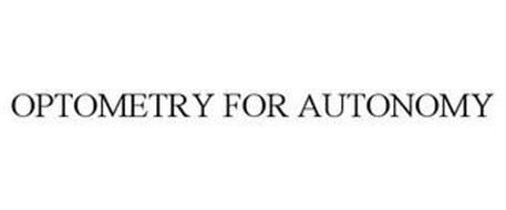 OPTOMETRY FOR AUTONOMY