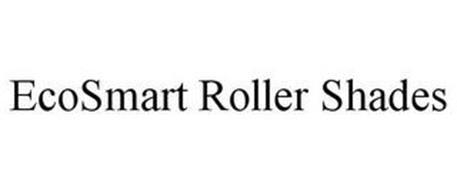 ECOSMART ROLLER SHADES
