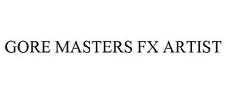 GORE MASTERS FX ARTIST