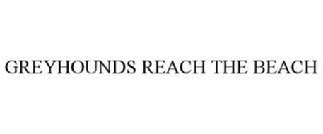 GREYHOUNDS REACH THE BEACH