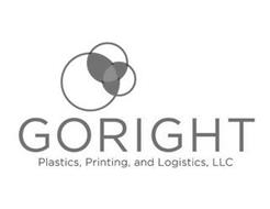 GORIGHT PLASTICS, PRINTING, AND LOGISTICS, LLC