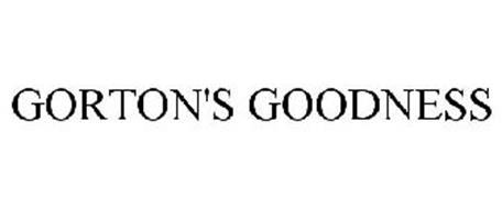 GORTON'S GOODNESS