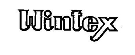 wintex trademark of gosen co ltd serial number