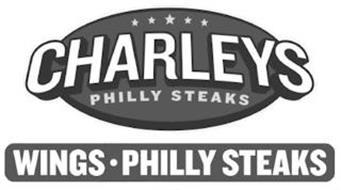 CHARLEYS PHILLY STEAKS WINGS PHILLY STEAKS