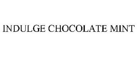 INDULGE CHOCOLATE MINT